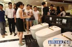 浪鲸卫浴营销总部迎来中山设计师精英考察团